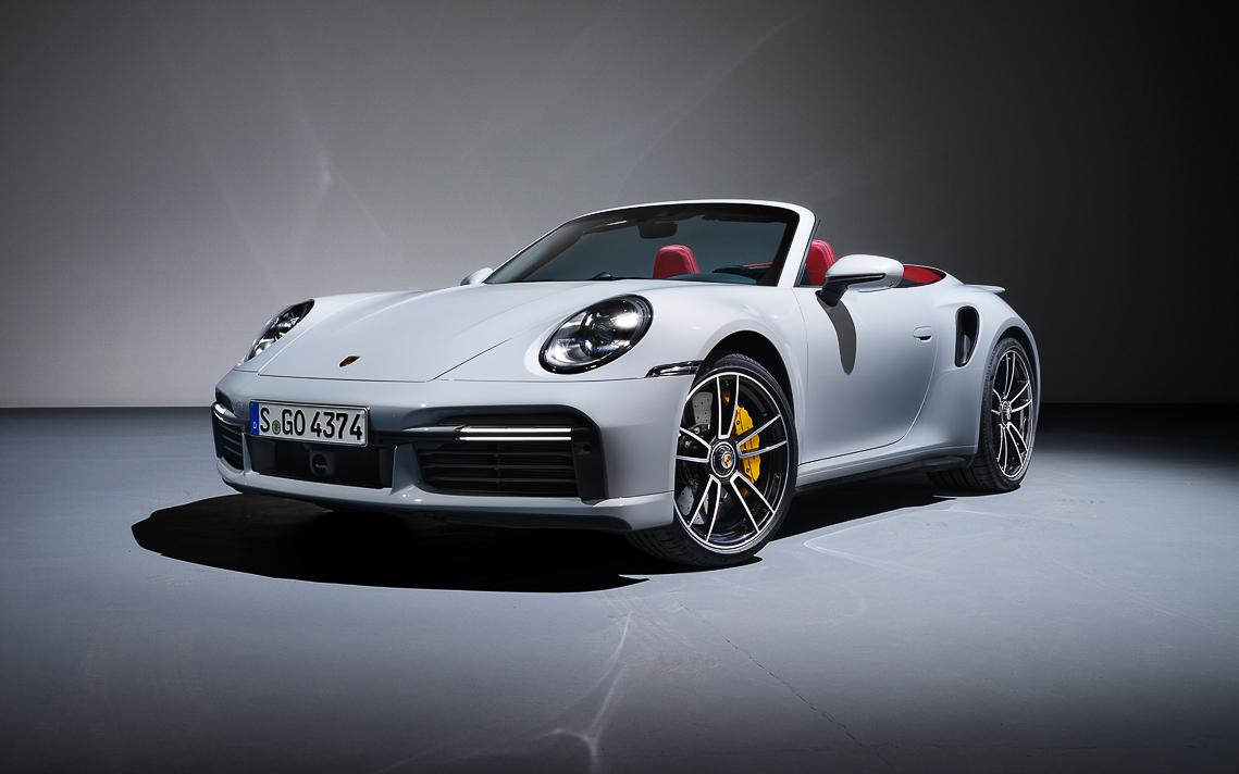 Porsche 911 Turbo S hoàn toàn mới, mạnh hơn với động cơ Turbo - 06