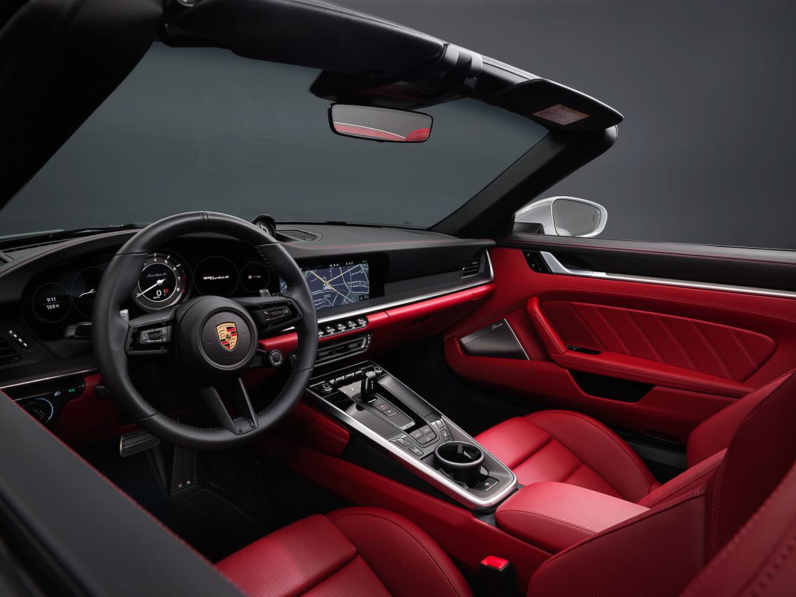 Porsche 911 Turbo S hoàn toàn mới, mạnh hơn với động cơ Turbo - 07