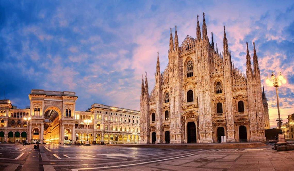 Khu giàu có bậc nhất Italy bị cách ly vì dịch Covid-19 -4