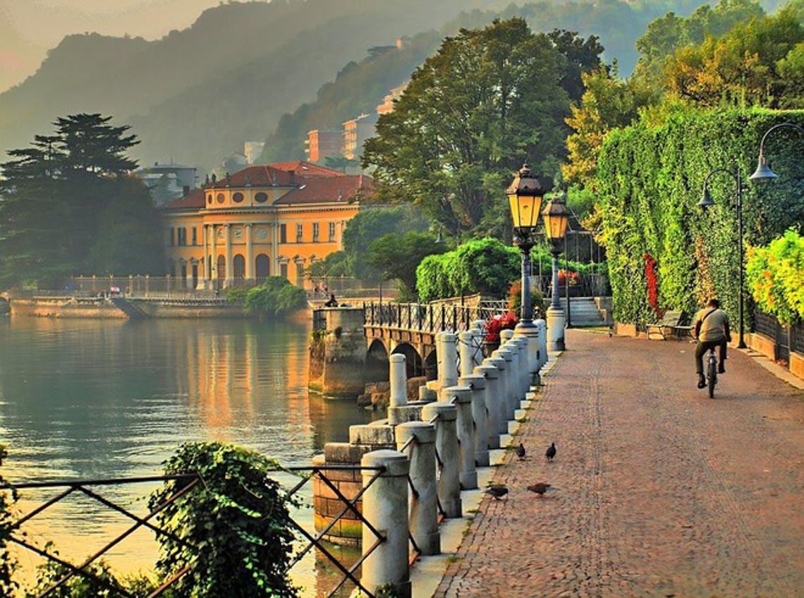 Khu giàu có bậc nhất Italy bị cách ly vì dịch Covid-19 -7
