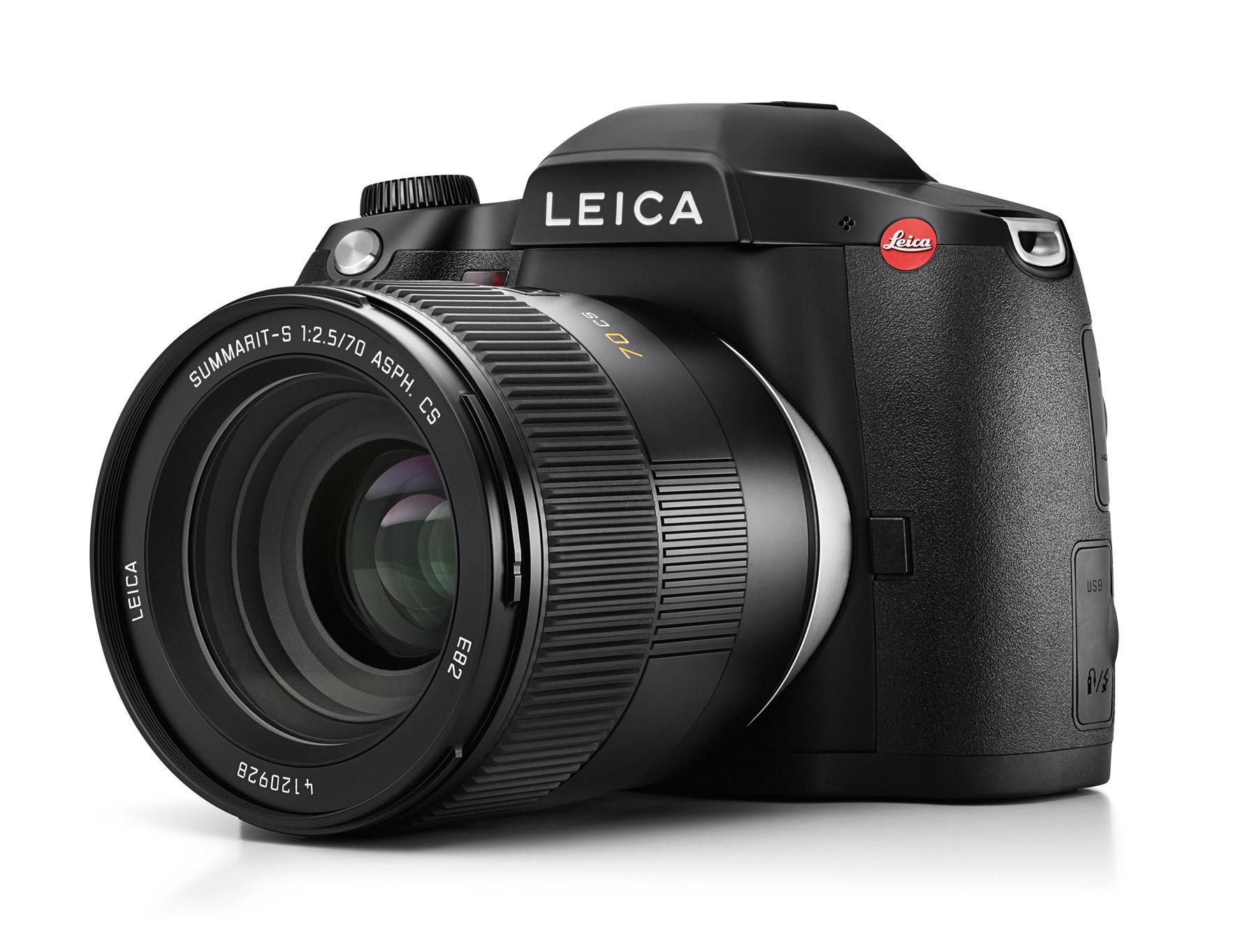 Leica S3 ra mắt với cảm biến Medium Format 64MP và quay video 4K - 2