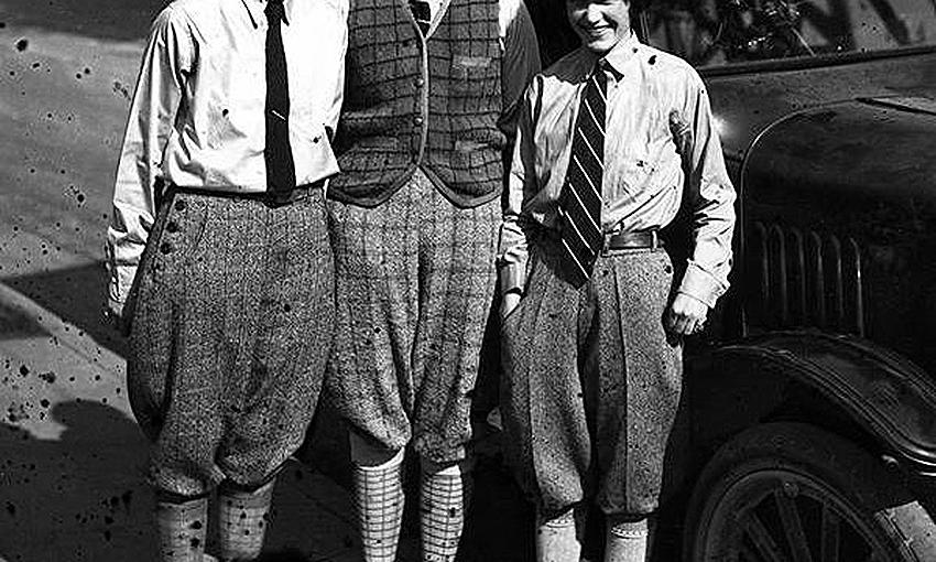 Lịch sử thú vị của chiếc quần dài - 04