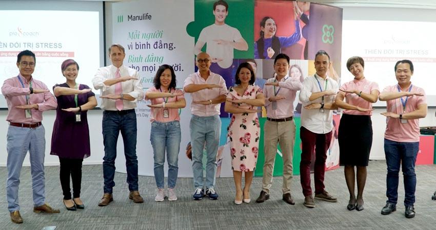 Manulife Việt Nam phá bỏ rào cản về bình đẳng giới -1