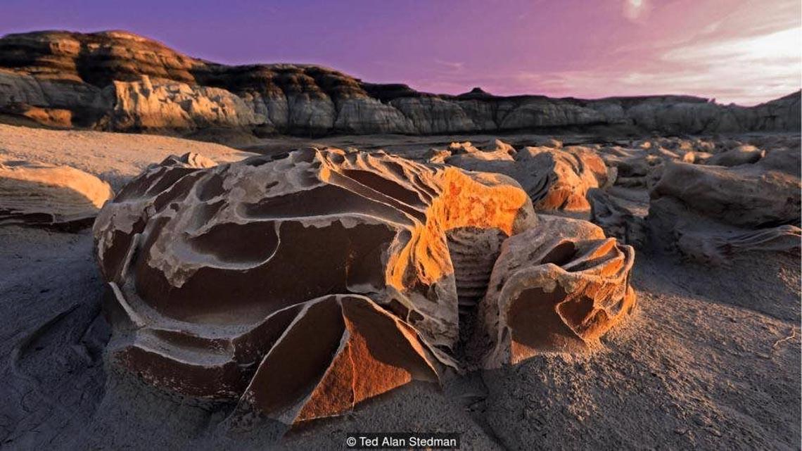 Mê cung như sao Hỏa trên trái đất -6