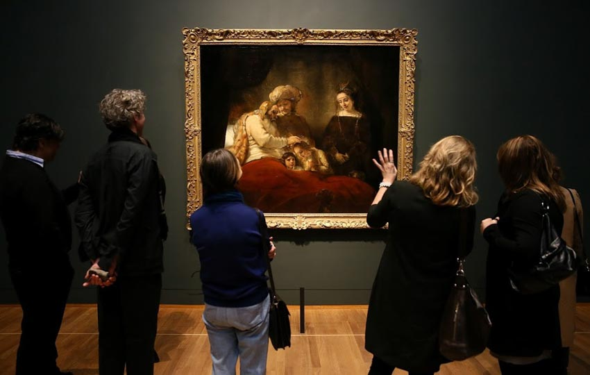 Ở nhà mùa COVID-19, làm một tour tới 8 bảo tàng nổi tiếng thế giới bằng thực tế ảo -5