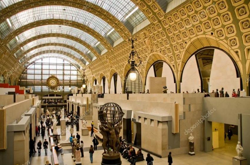 Ở nhà mùa COVID-19, làm một tour tới 8 bảo tàng nổi tiếng thế giới bằng thực tế ảo -7