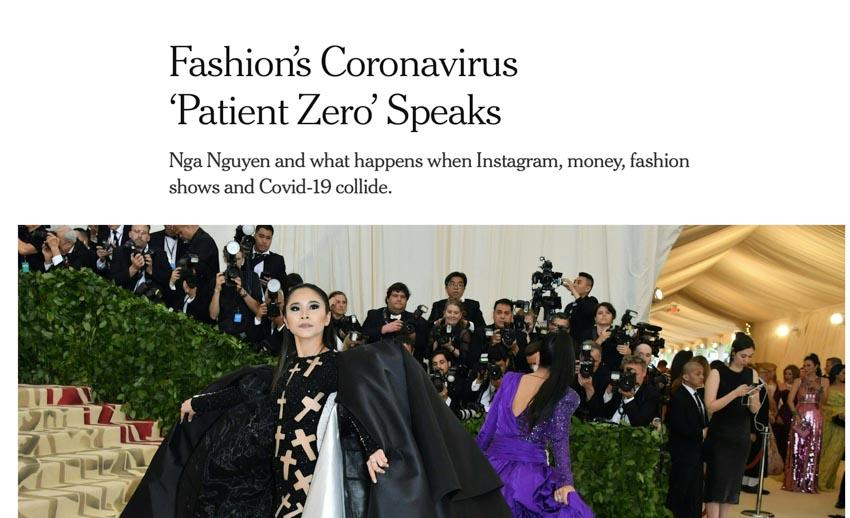 Nga Nguyễn, chị gái 'bệnh nhân số 17' lên tiếng trên New York Times -1