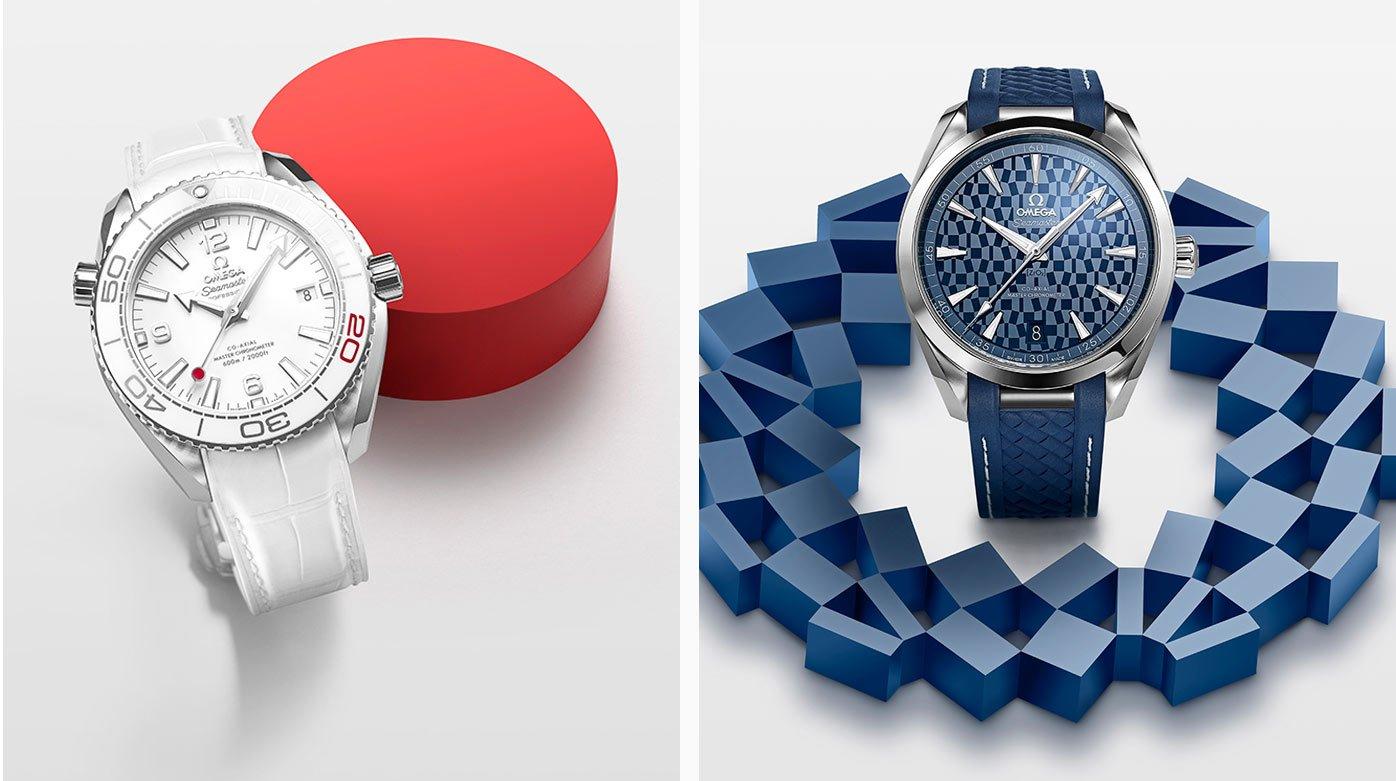 Cơ hội sở hữu 5 mẫu đồng hồ Omega Olympic Tokyo 2020 - 02