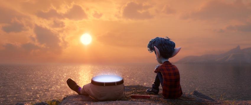 'Onward' và chuyện cảm động về người cha không hình hài -2