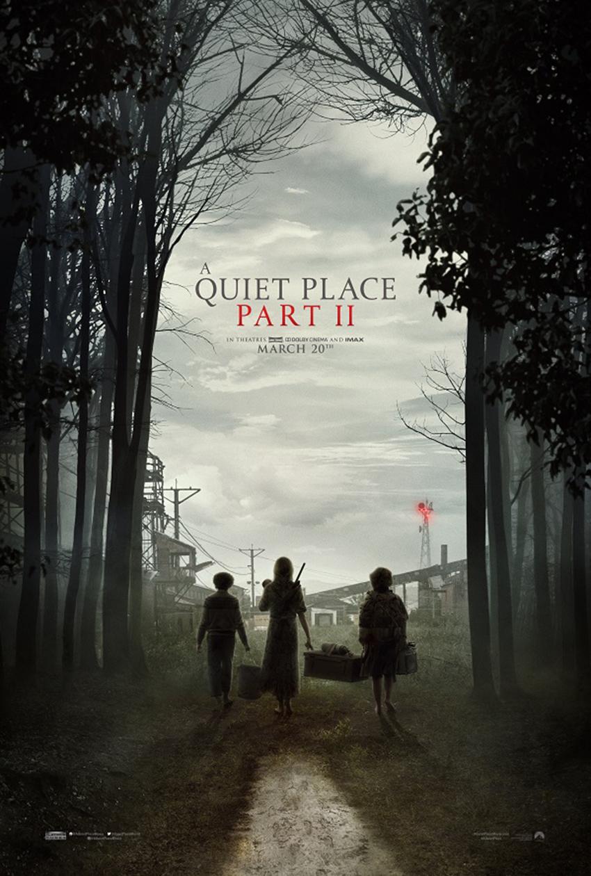 Vùng Đất Câm Lặng 2 – A Quiet Place II - Phim chiếu rạp 3/2020