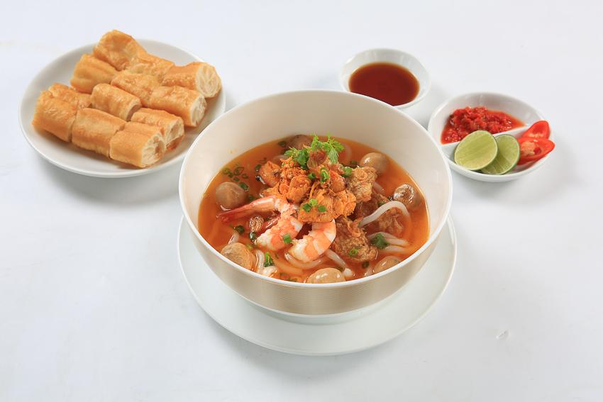 Chào tháng 04 với những món ngon tại Khách sạn Rex Sài Gòn - 2