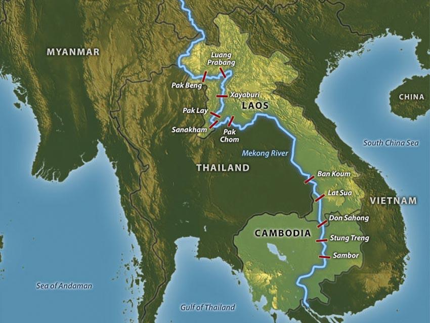 Rủi ro lớn đằng sau trào lưu đắp đập thủy điện ở Đông Nam Á -2