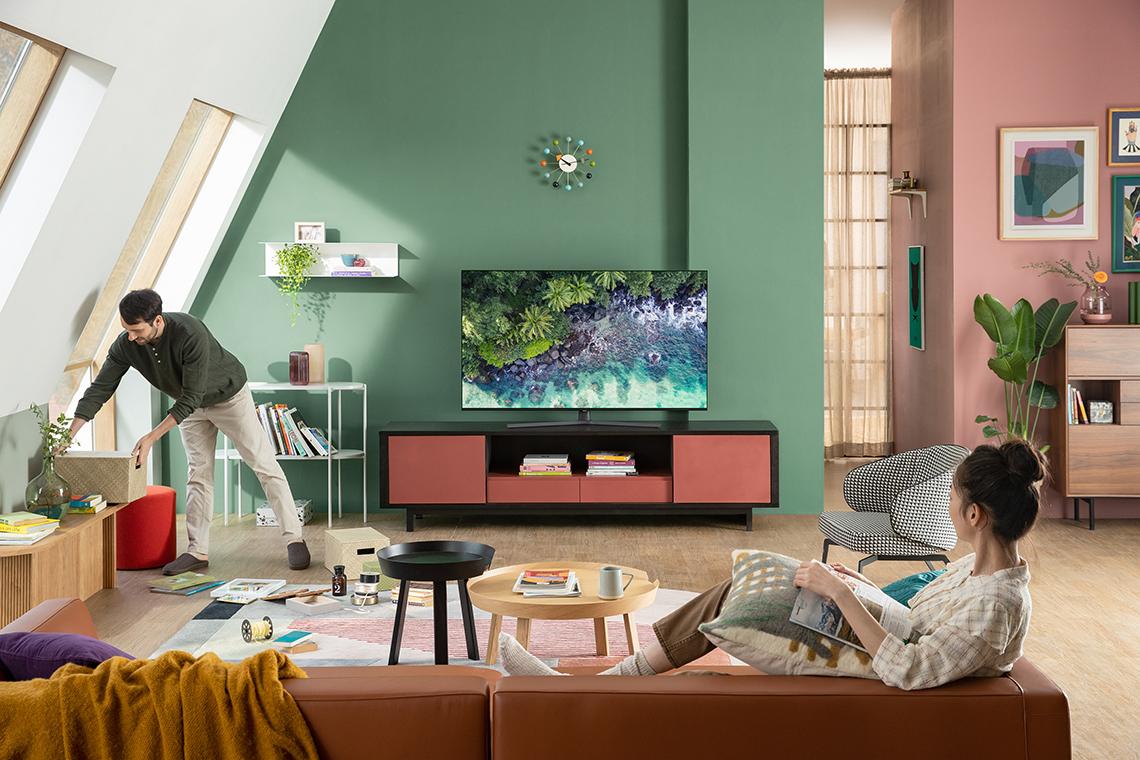 Samsung giới thiệu các dòng TV QLED 4K và Crystal UHD 4K 2020 tại Việt Nam - 1