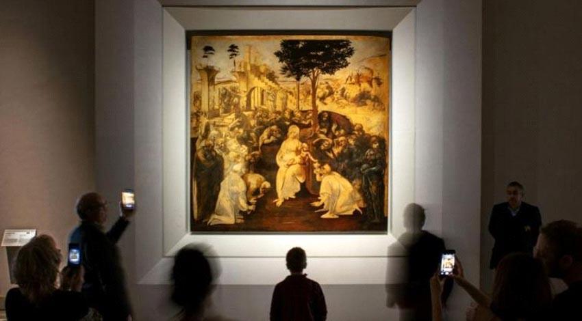 Sự uyên bác tạo nên sức sống nghệ thuật của Leonardo da Vinci -5