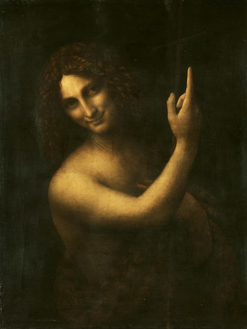 Tại sao ít thấy nụ cười trong tranh nghệ thuật xưa? -3