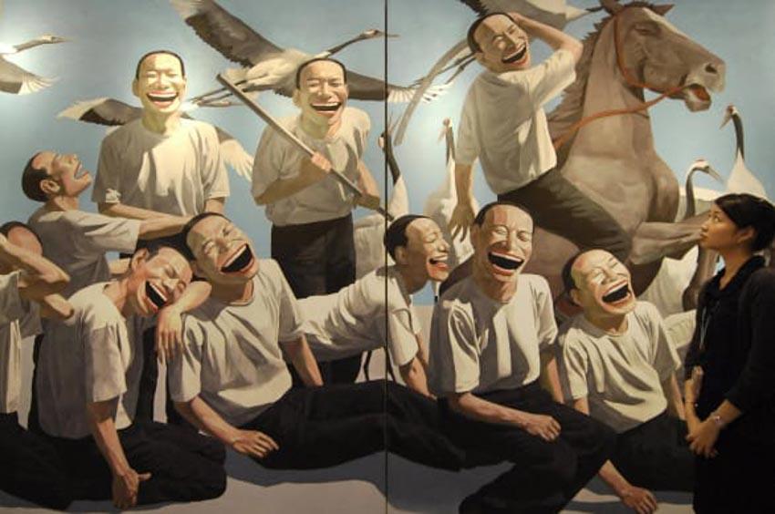 Tại sao ít thấy nụ cười trong tranh nghệ thuật xưa? -5