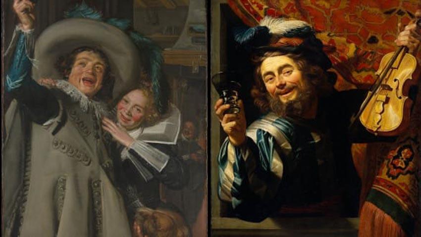 Tại sao ít thấy nụ cười trong tranh nghệ thuật xưa? -7