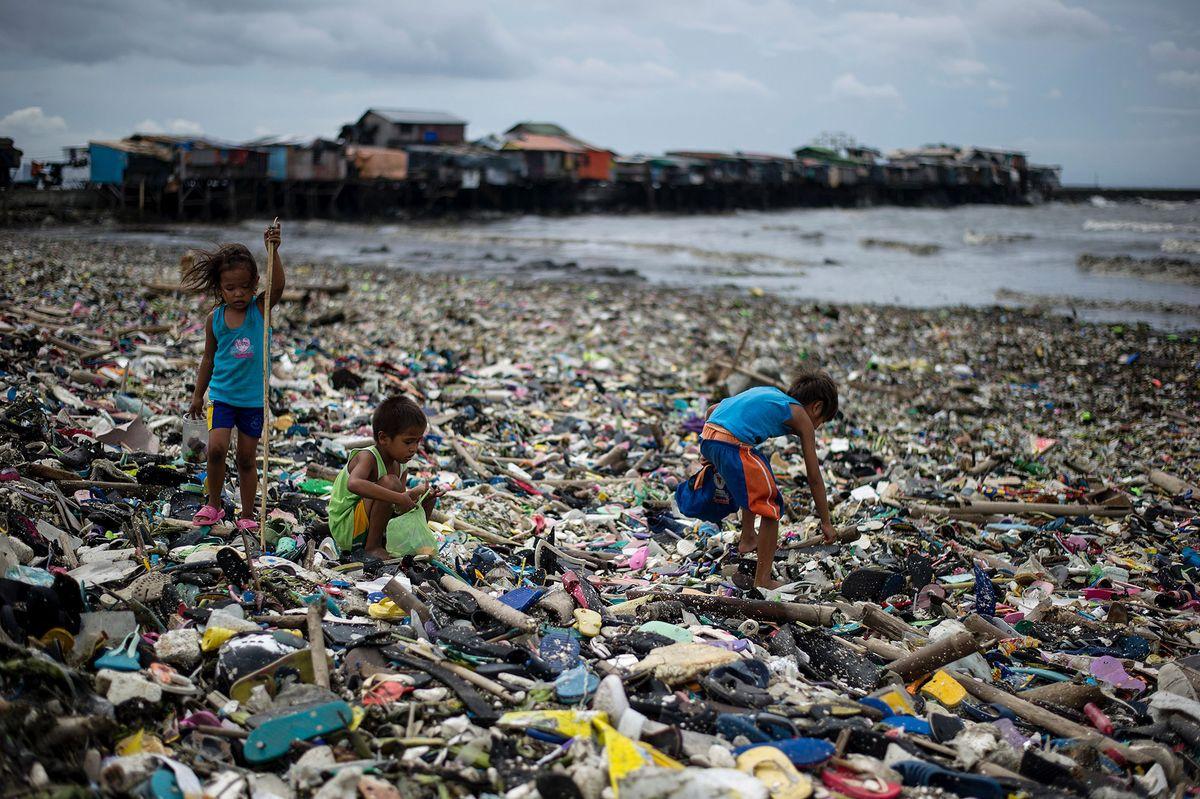 Tại sao plastic là một thảm họa của trái đất? - 08