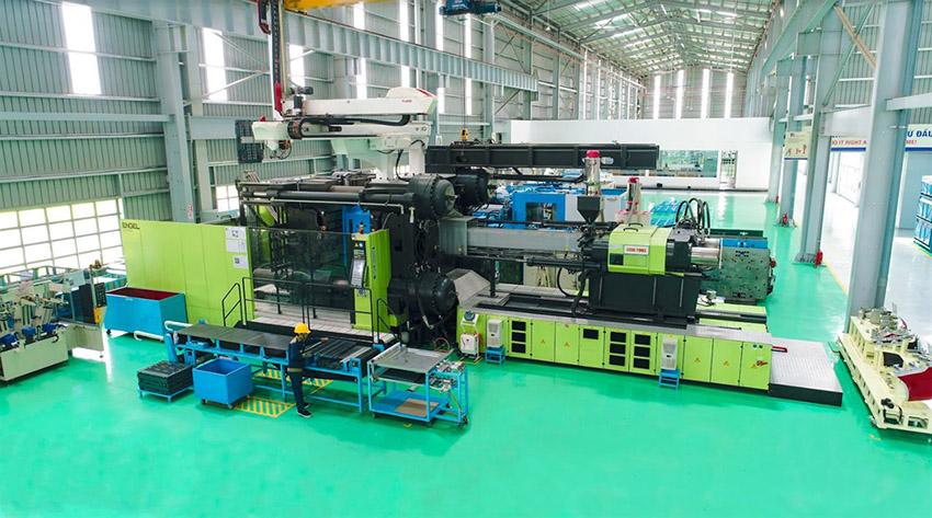 THACO tham gia chuỗi cung ứng linh kiện nhựa toàn cầu - 3