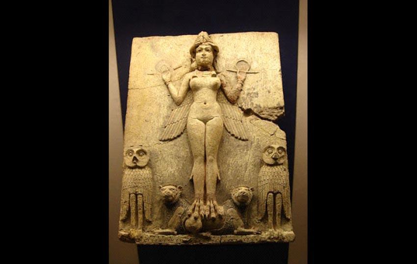 Thế giới tâm linh trong thời cổ đại -1