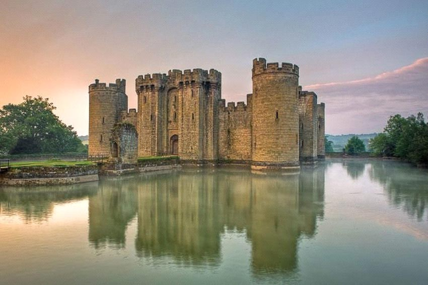 Thiết kế bí mật trong các lâu đài thời Trung cổ -3
