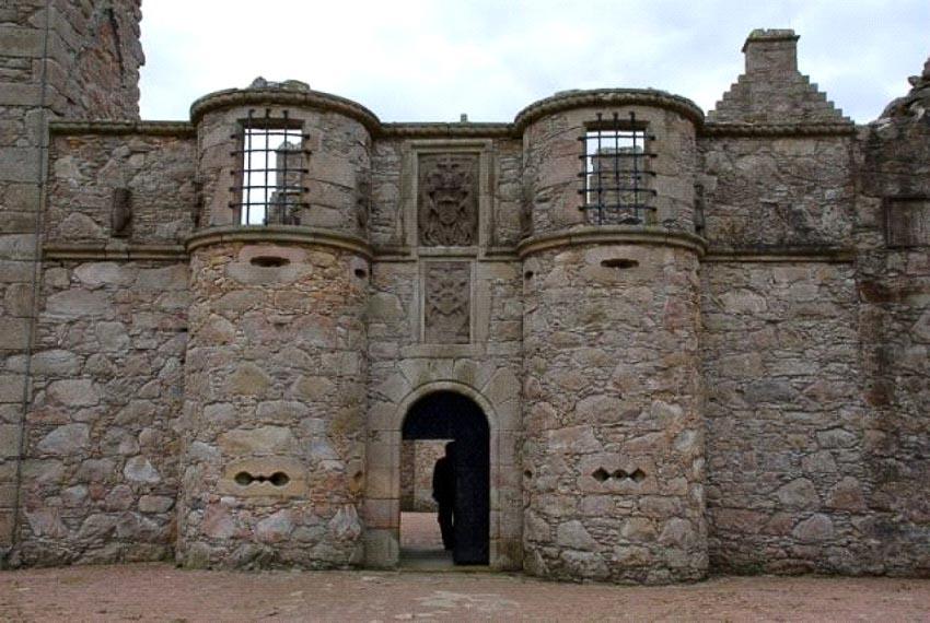 Thiết kế bí mật trong các lâu đài thời Trung cổ -4