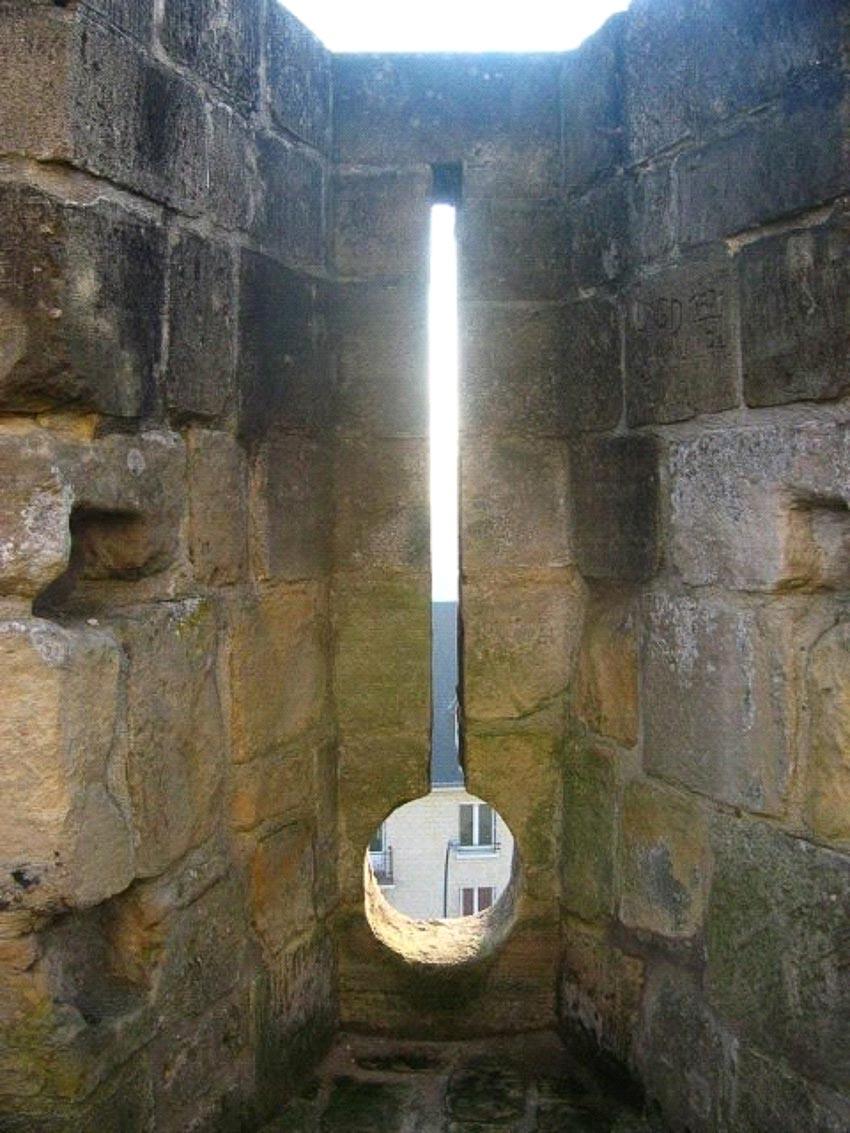 Thiết kế bí mật trong các lâu đài thời Trung cổ -6