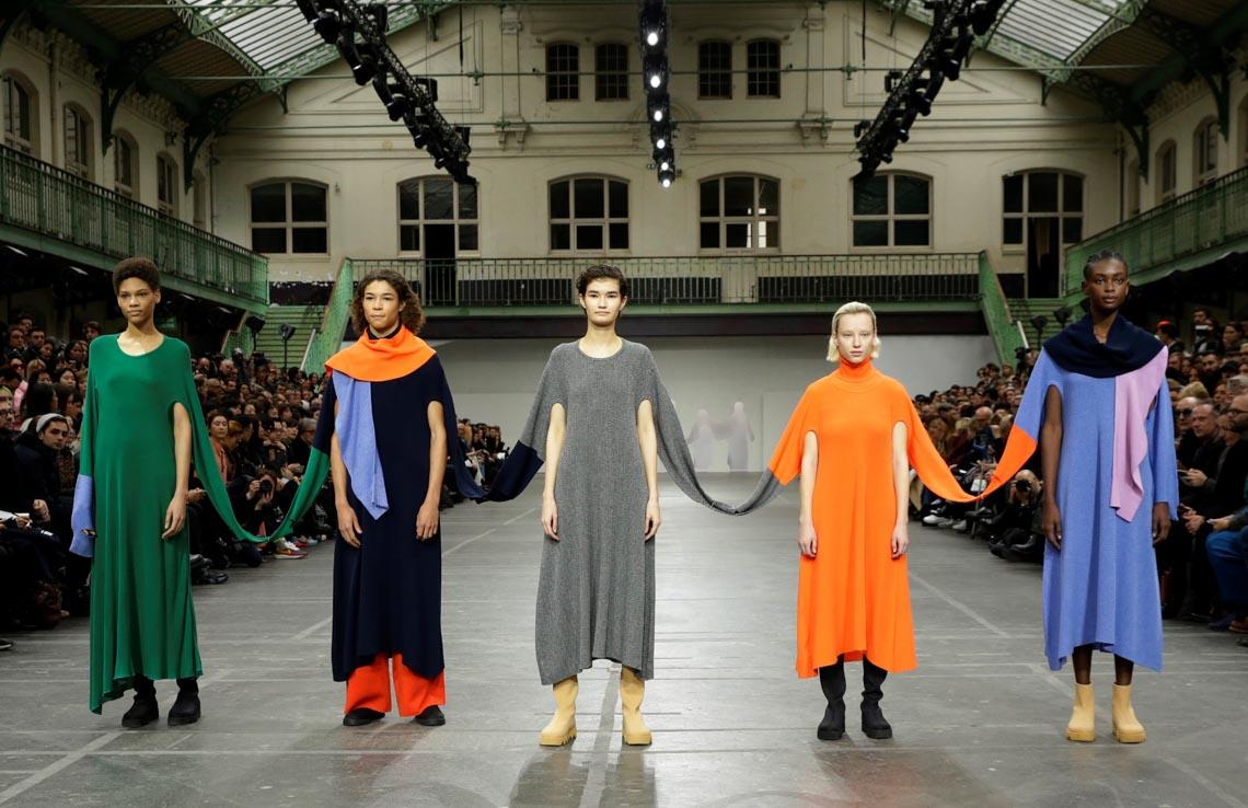 Tuần lễ thời trang Paris 2020 bị ảnh hưởng bởi virus corona -18