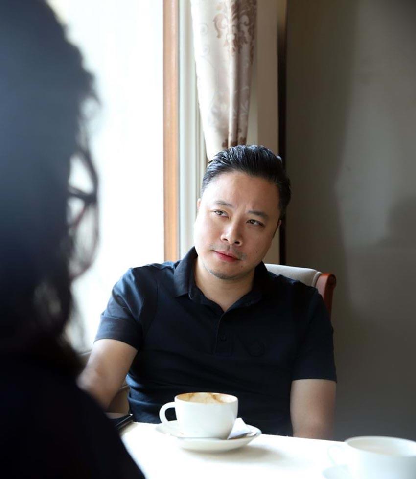 Victor Vũ: 'Cái Tôi lớn nhất là cái tôi của phim' -2