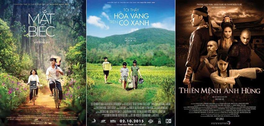 Victor Vũ: 'Cái Tôi lớn nhất là cái tôi của phim' -3