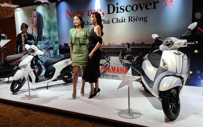 """""""New me, discover"""" chiến dịch thương hiệu Yamaha Motor Việt Nam năm 2020 -27"""