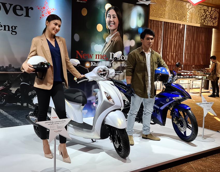 """""""New me, discover"""" chiến dịch thương hiệu Yamaha Motor Việt Nam năm 2020-28"""