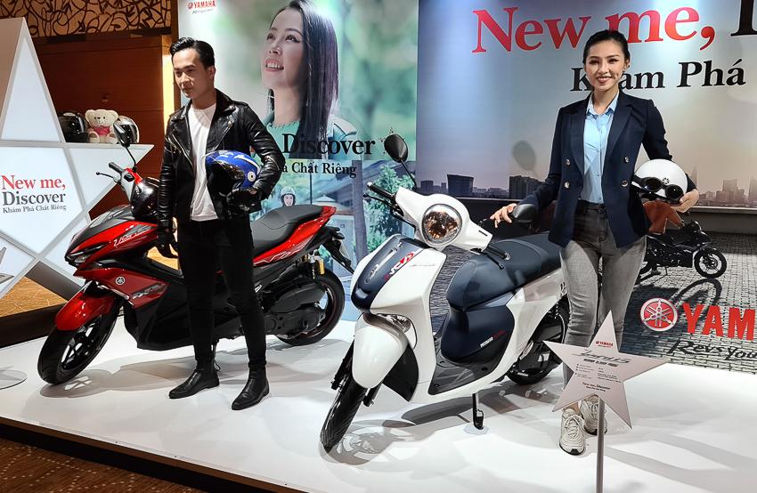 """""""New me, discover"""" chiến dịch thương hiệu Yamaha Motor Việt Nam năm 2020-29"""