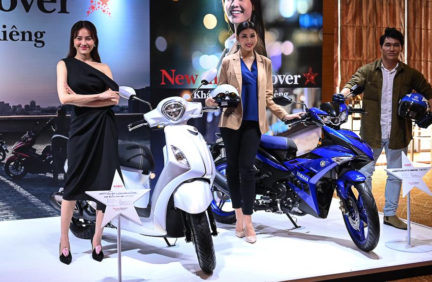 """""""New me, discover"""" chiến dịch thương hiệu Yamaha Motor Việt Nam năm 2020 - 5"""