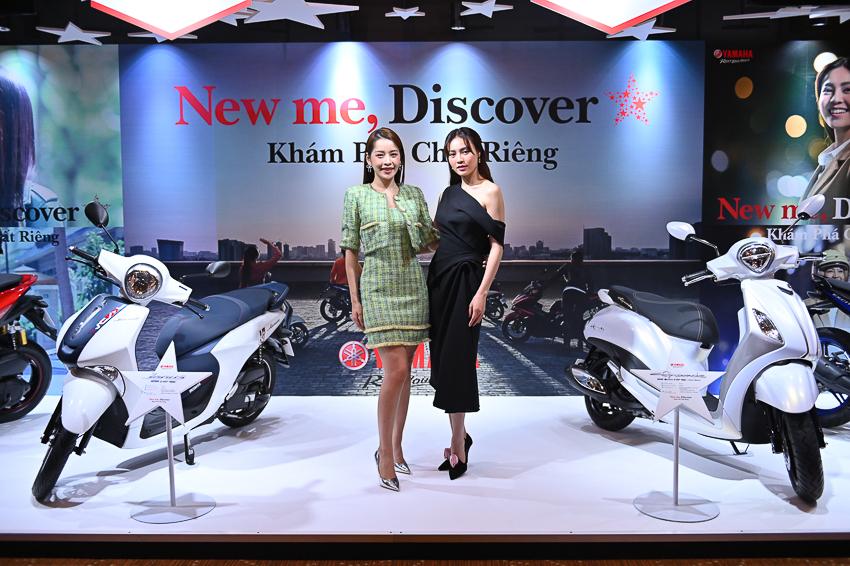 """""""New me, discover"""" chiến dịch thương hiệu Yamaha Motor Việt Nam năm 2020 - 6"""