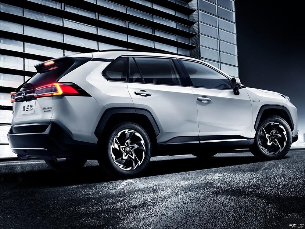 """Toyota Wildlander 2020 lộ diện, """"thách thức"""" Honda CR-V - 03"""