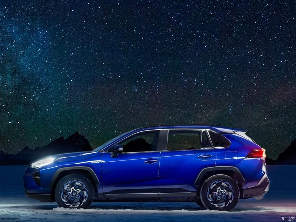 """Toyota Wildlander 2020 lộ diện, """"thách thức"""" Honda CR-V - 05"""
