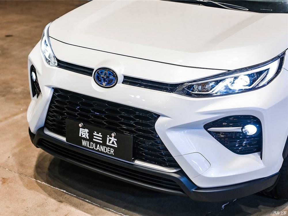 """Toyota Wildlander 2020 lộ diện, """"thách thức"""" Honda CR-V - 06"""