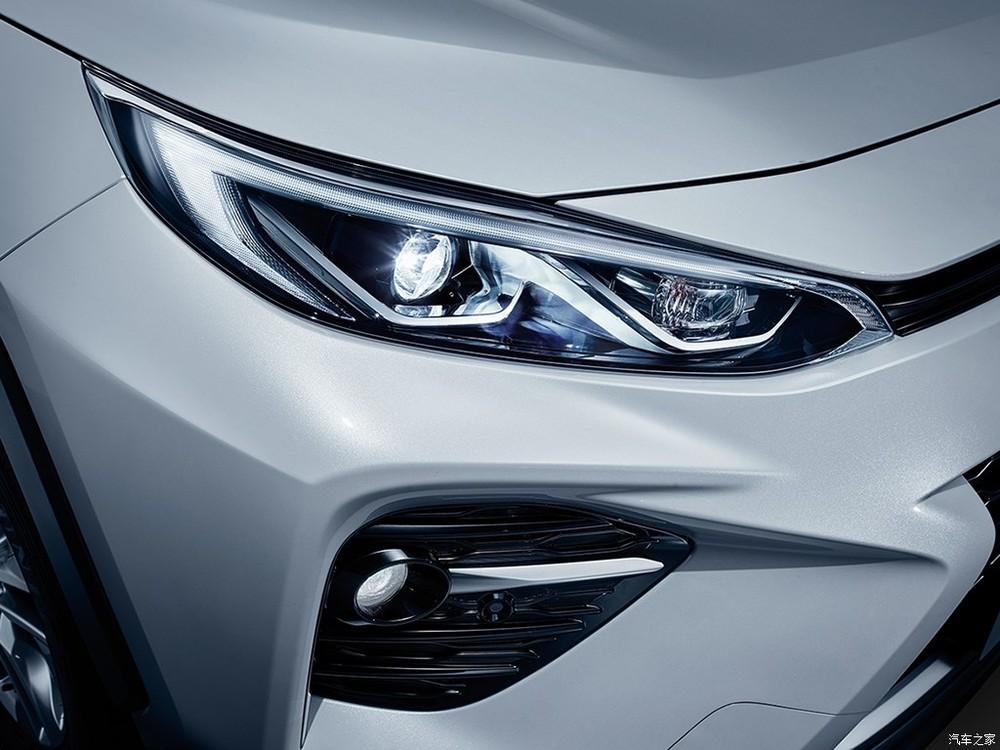 """Toyota Wildlander 2020 lộ diện, """"thách thức"""" Honda CR-V - 08"""