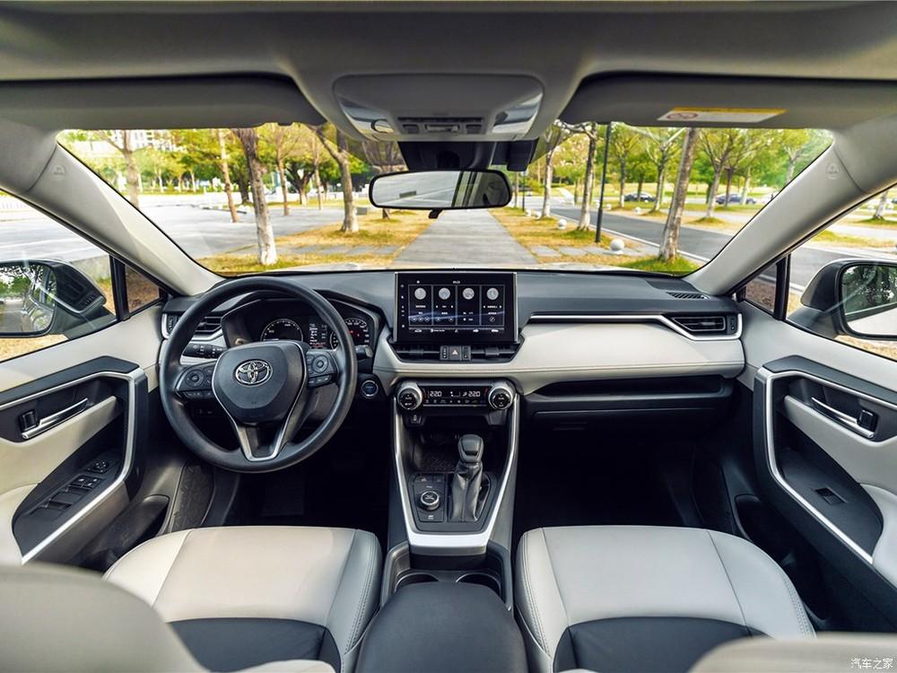 """Toyota Wildlander 2020 lộ diện, """"thách thức"""" Honda CR-V - 09"""