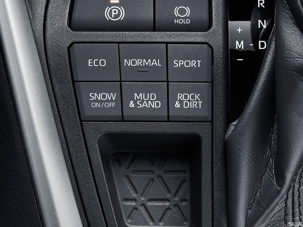 """Toyota Wildlander 2020 lộ diện, """"thách thức"""" Honda CR-V - 10"""