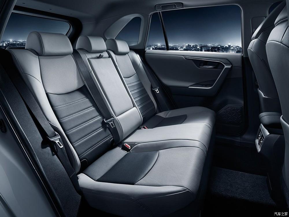 """Toyota Wildlander 2020 lộ diện, """"thách thức"""" Honda CR-V - 11"""