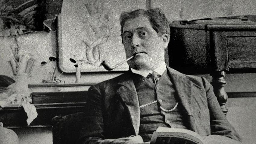 Nhà thơ Apollinaire (1880-1918)