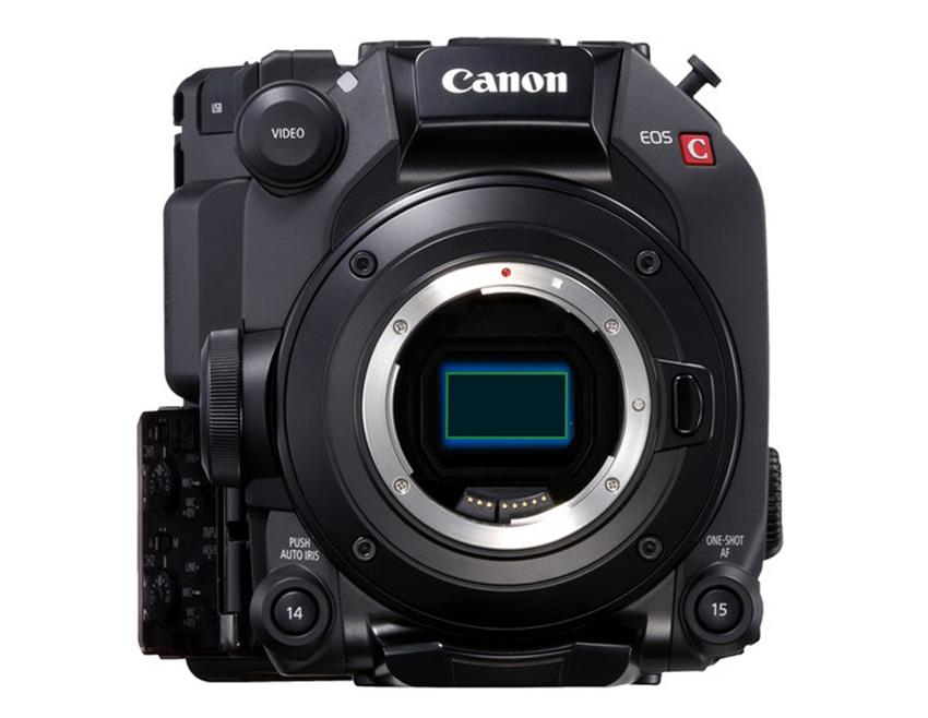 Canon ra mắt máy quay EOS C300 Mark III Cinema, cảm biến Dual Gain Output (DGO), 4K/120p - 4
