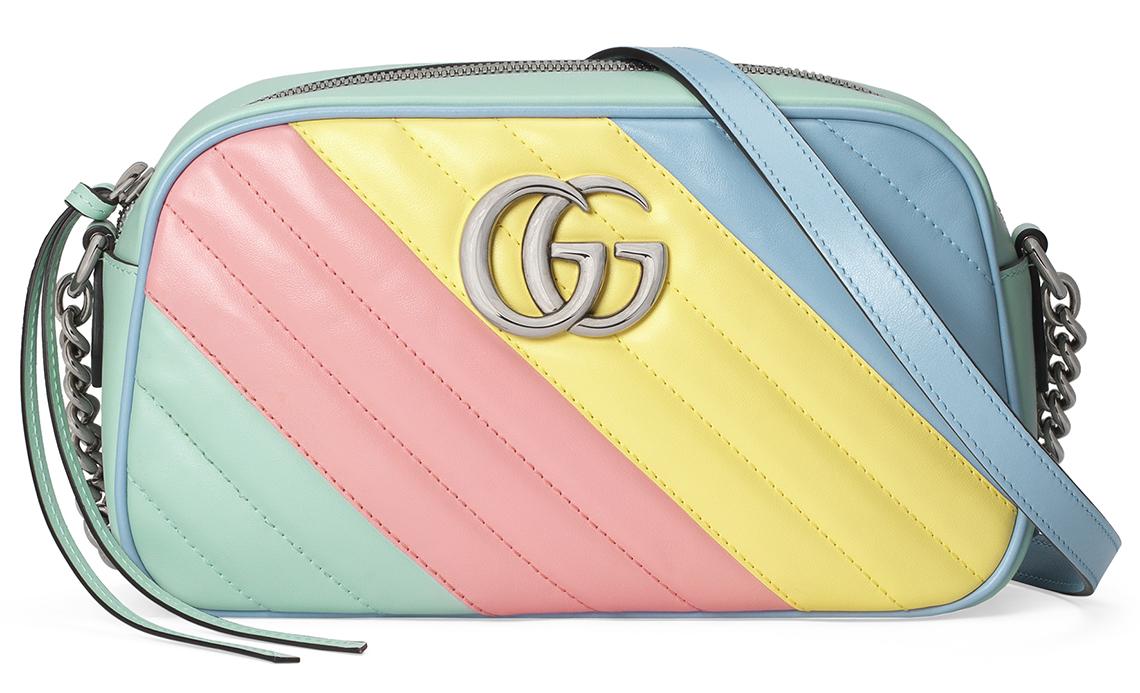 Gucci ra mắt túi xách GG Marmont Pastel ngọt ngào cho mùa Pre-Fall 2020 - 3
