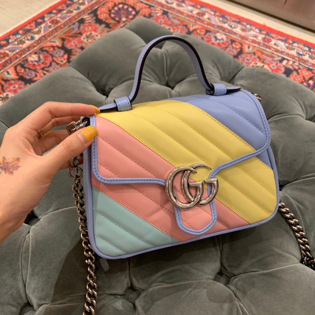 Gucci ra mắt túi xách GG Marmont Pastel ngọt ngào cho mùa Pre-Fall 2020 - 6