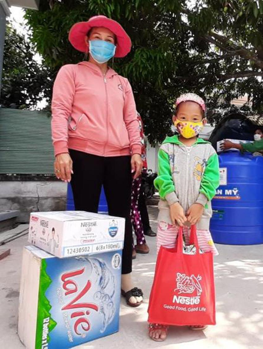 La Vie và Nestlé Việt Nam chung tay giảm thiệt hại từ hạn mặn - 2