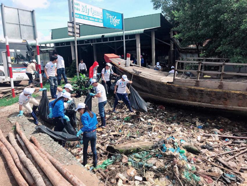 La Vie và Nestlé Việt Nam chung tay giảm thiệt hại từ hạn mặn - 4