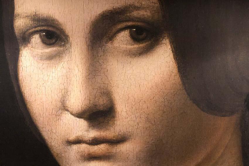 Leonardo Da Vinci và cuộc trưng bày thế kỷ -1
