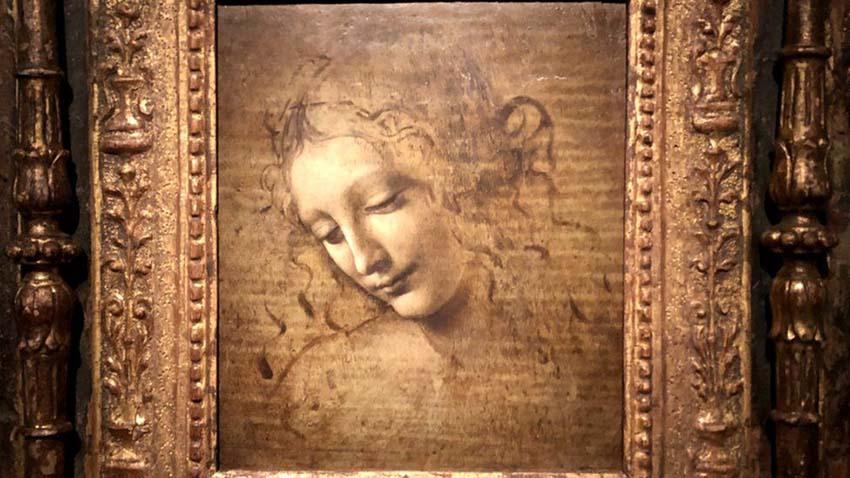 Leonardo Da Vinci và cuộc trưng bày thế kỷ -10